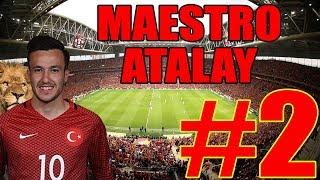 Football Manager 2018 Galatasaray Kariyer #2