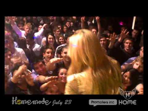 HOMEMADE SATURDAYS feat HAVANA BROWN, JASON DERULO - 23 JULY 11