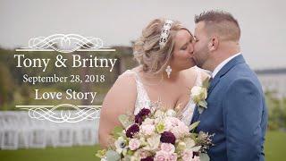 Tony & Britny Love Story