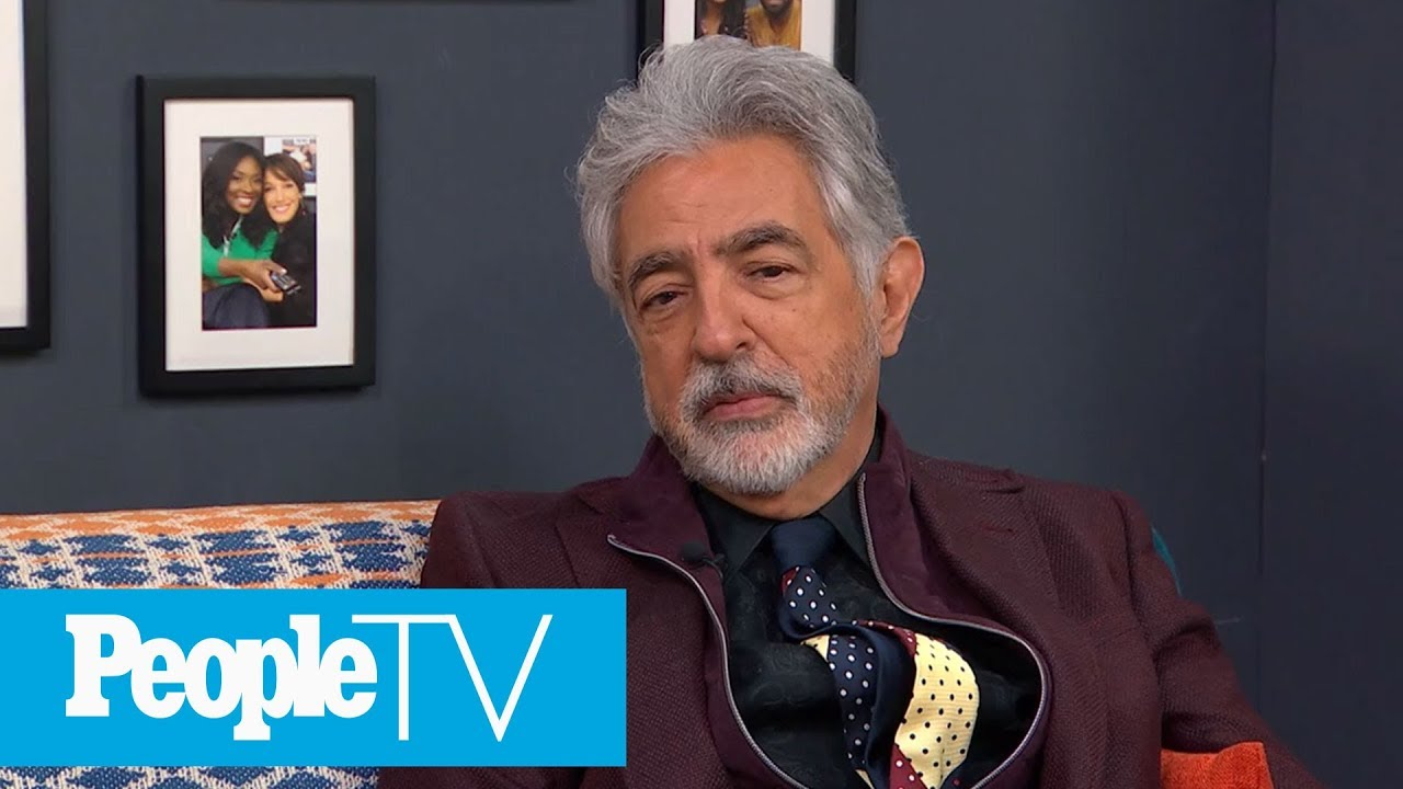 Joe Mantegna On Hank Azaria Stepping Down From 'The Simpsons' | PeopleTV