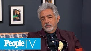Joe Mantegna On Hank Azaria Stepping Down From 'The Simpsons' | PeopleTV | Entertainment Weekly
