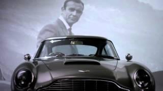 استون مارتن تنشر فيديو تشويقي لسيارتها DB11 يستعرض جميع نسخها السابقة