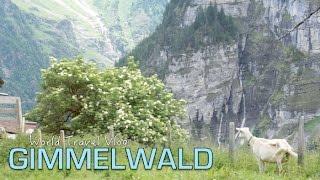 Mountain Villages: Gimmelwald and Mürren | SWITZERLAND