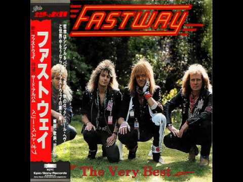 Move Over - FASTWAY (hard rock)