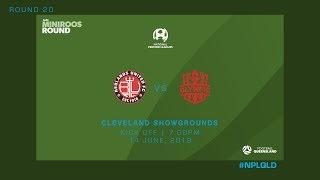 NPL R20 - Redlands United vs Olympic FC