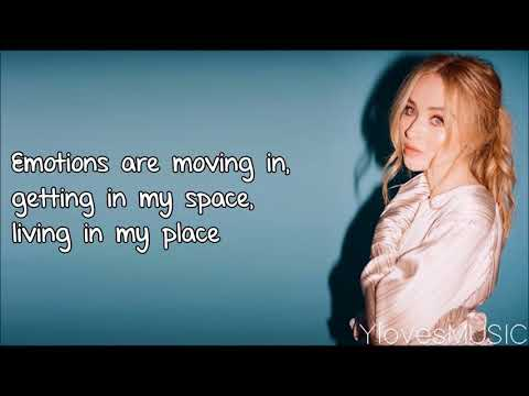 Sabrina Carpenter & Jonas Blue - Alien (Lyrics)