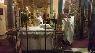 Крещение Господне  Литургия 19 января