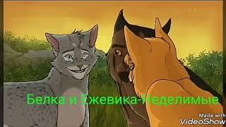 Какие песни звучат в головах Котов-Воителей#3|Сила Трех