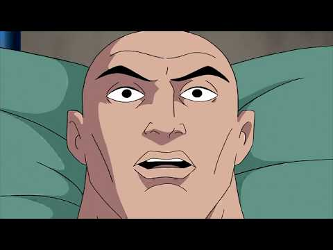 Lex Luthor! Sick and Angry!