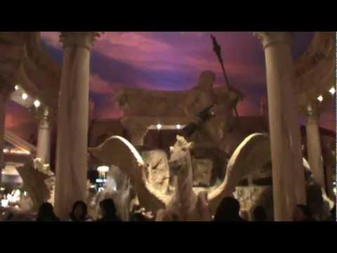 Forum Shops inside Caesars Palace, Las Vegas Shopping Mall, View 3