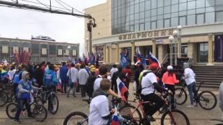 Велодорожки в Сургуте
