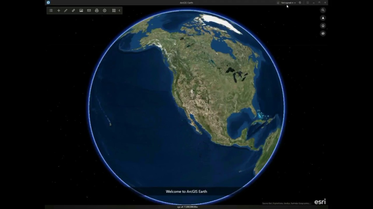 ArcGIS Earth | ArcGIS