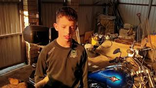 Стробоскоп на мотоцикл