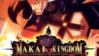 CGRundertow MAKAI KINGDOM: CHRONICLES OF THE SACRED TOME for PlayStation 2 Video Game Review