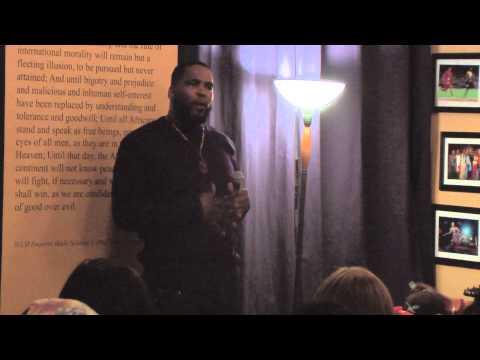 Dr Umar Johnson in Oakland Part 4