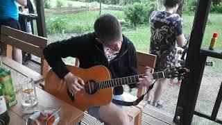 Twin Peaks (on guitar) Твин Пикс (на гитаре)