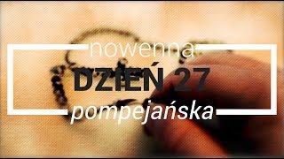 Nowenna pompejańska - dzień 27