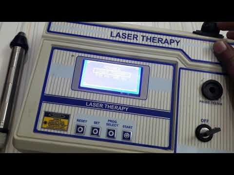 HOW TO USE LASER THERAPY