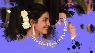 Priyanka Chopra with Nick Jonas | Wedding Pics | Motion Graphics