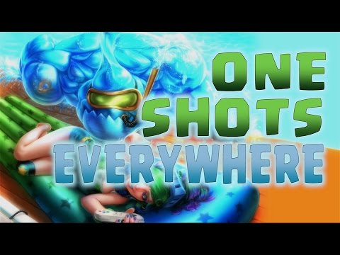 Nightblue3 - ONE SHOTS EVERYWHERE