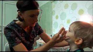 """Быстрое оформление медицинской карты ребенка в детской клинике """"Персона Детство"""". Интервью с врачом."""
