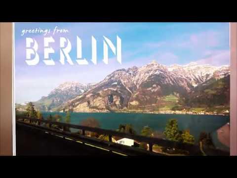 Alvarez Kings - Postcards from Berlin [Official Lyric Video]
