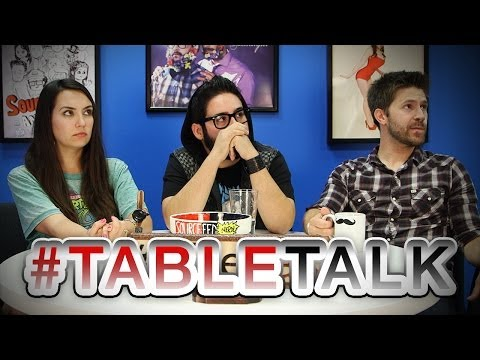 Trisha Questions Her Sexuality on #TableTalk!