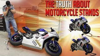 The Truth About Motorcycle Stands | Sportbiketrackgear.com