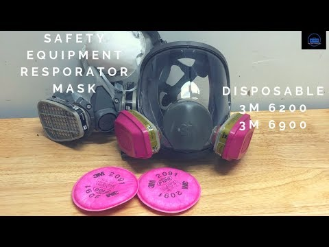 safety-equipment-(respirator-mask)