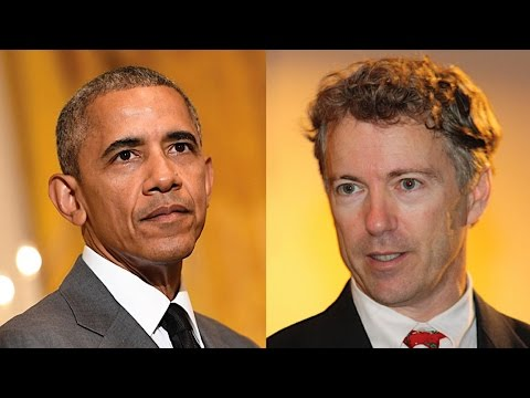 IT'S HAPPENING! IF RAND PAUL IS RIGHT, THEN OBAMA AND SUSAN RICE WILL BE BEHIND BARS BY TOMORROW!