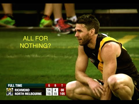 Richmond Tigers 2015: All For Nothing? Third Time Unlucky