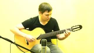 Киевский вальс (переложение для гитары)