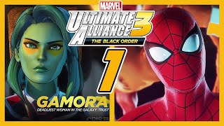 Vídeo Marvel Ultimate Alliance 3: The Black Order