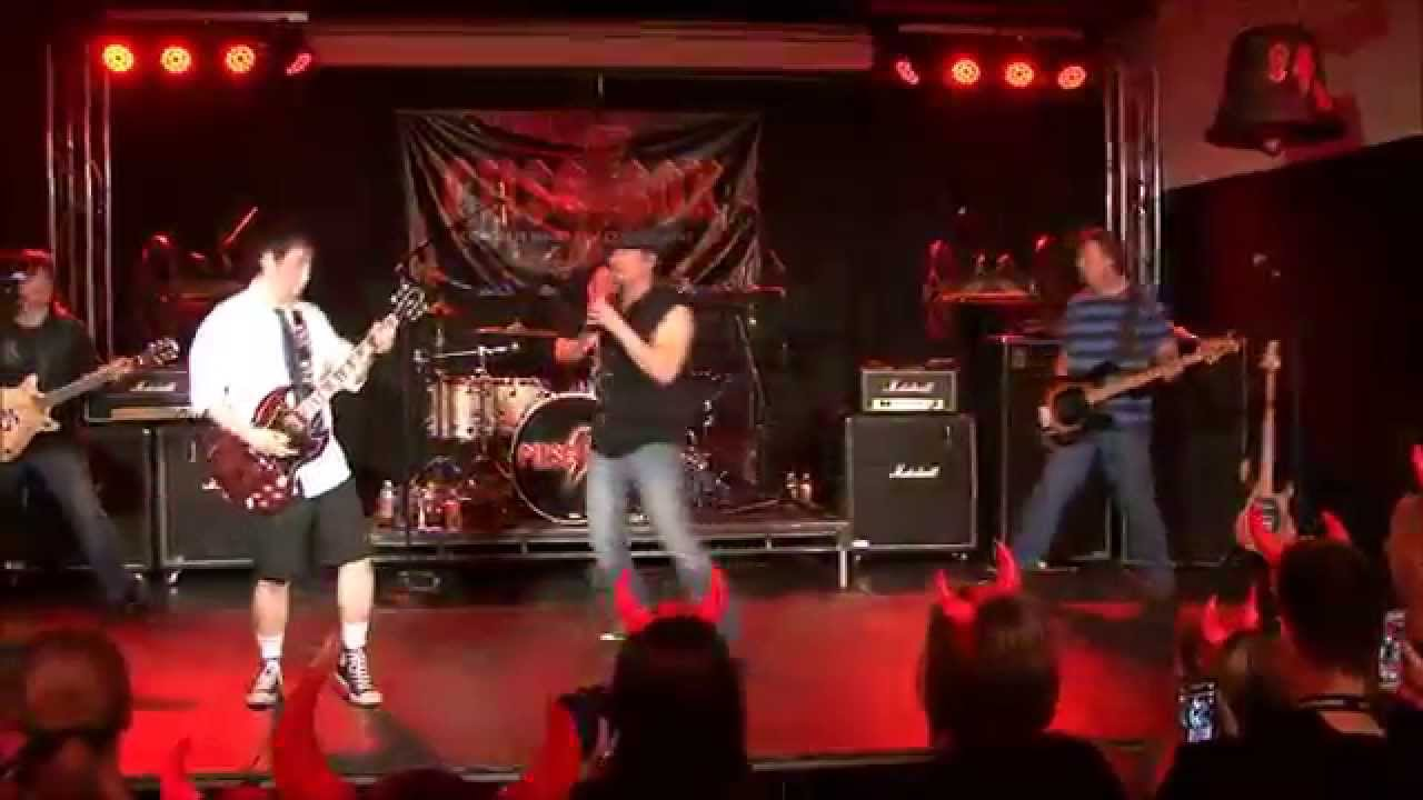 medium resolution of fuse box ac dc tribute highway to hell short clip
