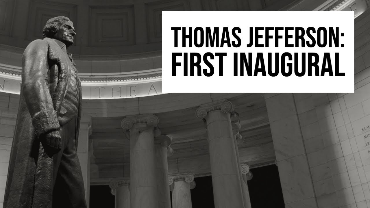what did thomas jefferson do in office