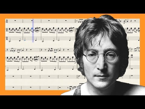 Imagine (john lennon) - Piano