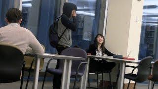 Asking Girls If They're Chloe Kim