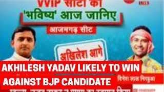 India Today-Axis My India exit poll: SP chief Akhilesh Yadav likely to win against BJP's'Nirahua'