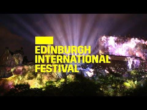 The Standard Life Opening Event: Deep Time experience | 2016 International Festival