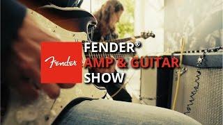 Fender Amp & Guitar Show @ Rock Hard Festival 2016