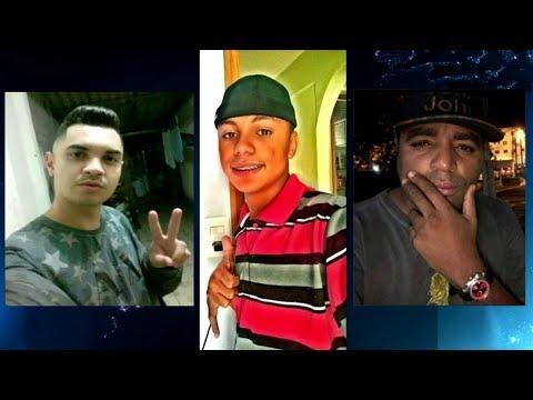 Três das vítimas da chacina em Pirituba foram enterradas neste domingo | SBT Notícias (30/10/17)