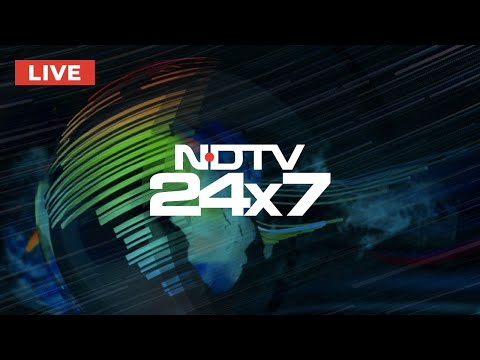 NDTV 24x7 LIVE TV - Watch Latest News in English | Breaking News