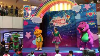 Barney's Birthday Surprise Live Show at United Square, Singapore (Part 3)