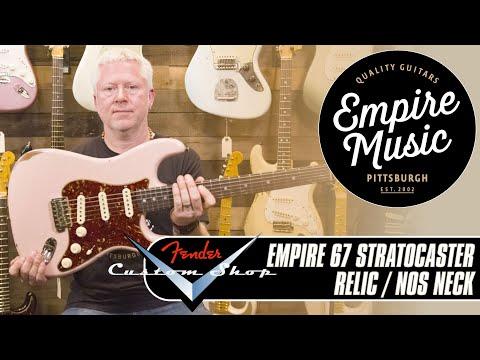 Fender Custom Shop Empire 67 Stratocaster  Relic/NOS Neck  EMPIRE MUSIC