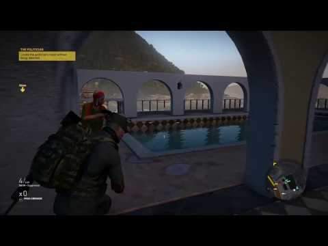 Ghost Recon Wildlands - Story mission The Politician Gameplay tutorial