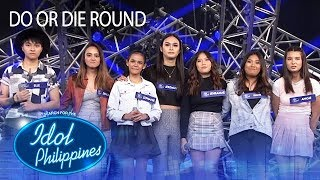 "Idol Hopefuls perform ""Ang Huling El Bimbo"" 