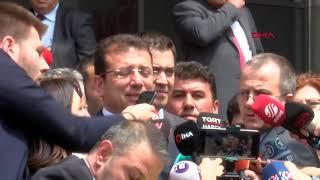 Ekrem İmamoğlu: İstanbul'umuza şunu söyleyelim gerçekten her şey çok güzel olacak