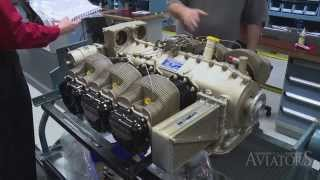 Aviators 5 FREEview: Engine Manufacturing