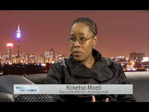 Tonight with Tim Modise | Koketso Moeti, Founder & Director