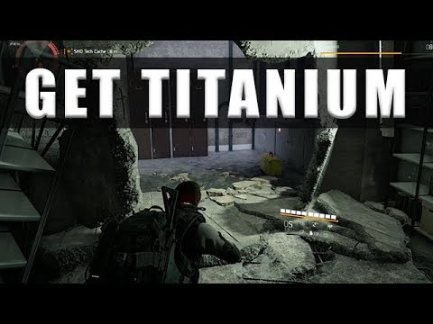 The Division 2 how to get Titanium